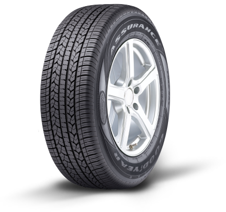 Our best fuel-efficient tire for SUV/crossover/wagon: