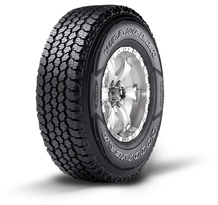 Our best tire for versatility on- and off-road: