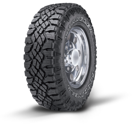 Our best workhorse off-road tire: