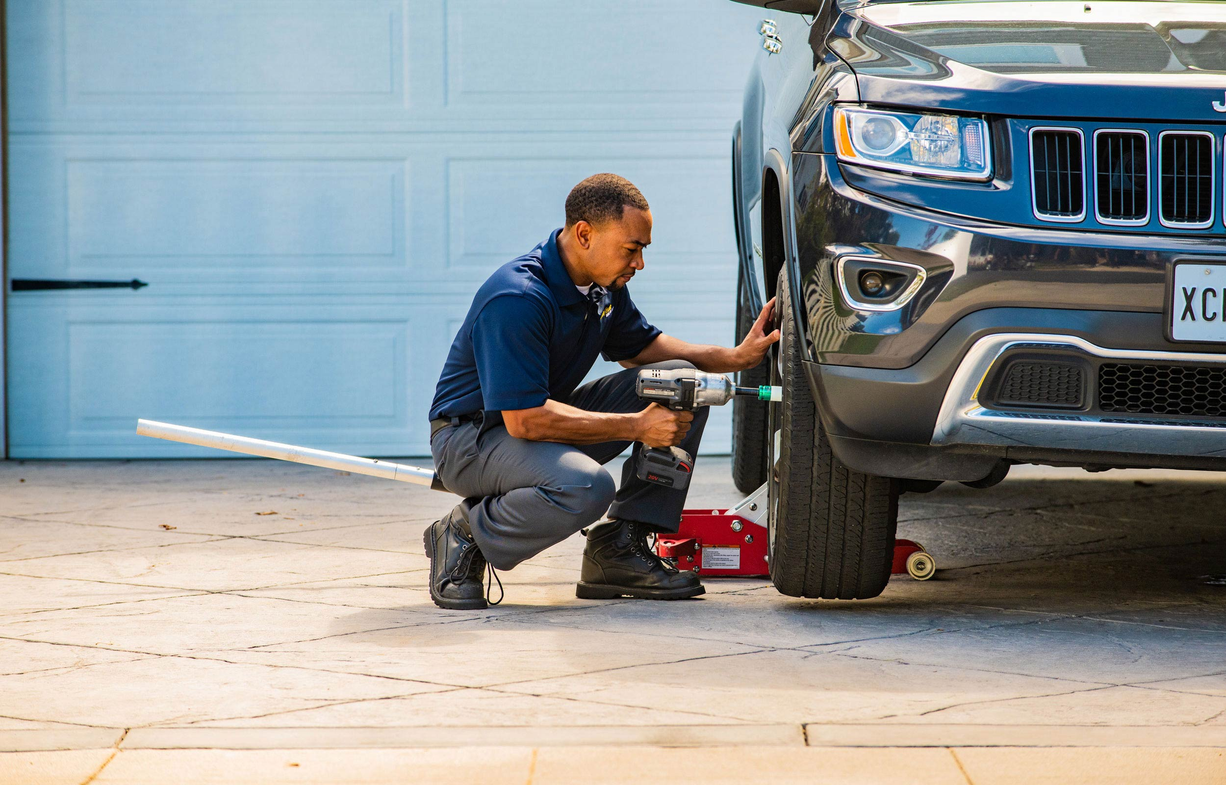 Mobile Tire Installation Goodyear Tires