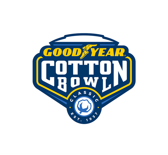The Goodyear Cotton Bowl Classic logo