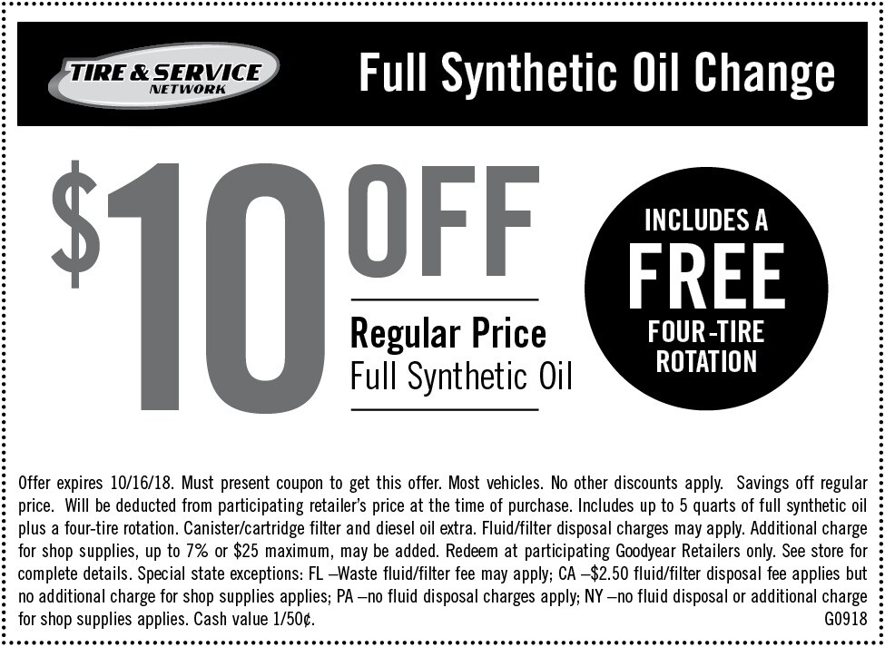 Auto service coupons goodyear tires get coupon fandeluxe Choice Image
