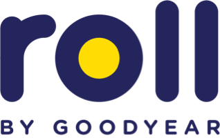 Logo for Roll by Goodyear