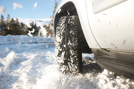 impacts  tire pressure  cold weather goodyear tires