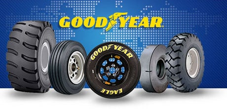 Goodyear Racing, Aviation, Commercial Truck Tires