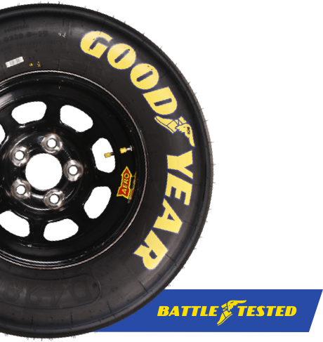 Wheels Up Aviation >> NASCAR Tires | Goodyear Tires