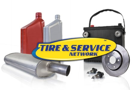 Tire Service and Auto Services from Goodyear