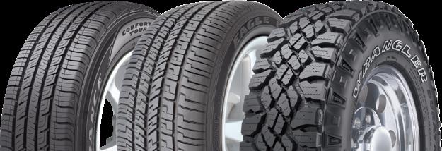 2013 Nissan Juke Tires Goodyear Tires