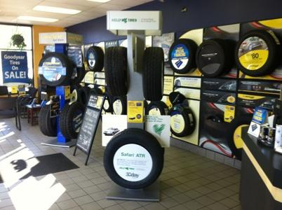 D W Campbell Tire Service Tire Store In Kennesaw Goodyear Tires