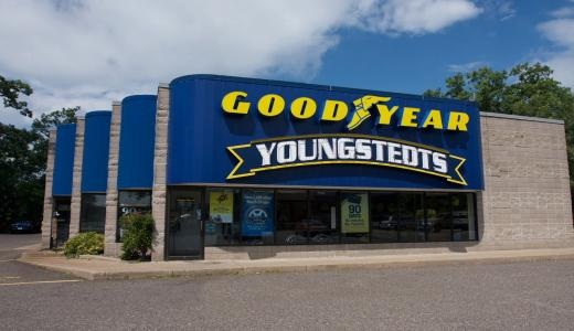 Youngstedts Minnetonka Tire And Auto Service Tire Store In