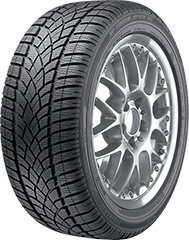Tire Image - SP Winter Sport 3D DSST<sup>&reg;</sup> ROF