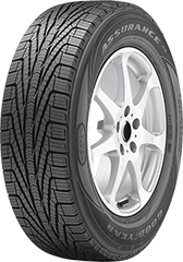 Goodyear Assurance<sup>®</sup> <sup>CS</sup> TripleTred<sup>™</sup> All-Season