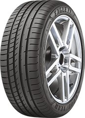 Goodyear Eagle<sup>®</sup> F1 Asymmetric 2<sup>™</sup>