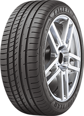 Goodyear Eagle<sup>®</sup> F1 Asymmetric 2<sup>™</sup> ROF
