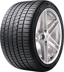 Tire Image - Eagle<sup>&reg;</sup> F1 SuperCar<sup>&reg;</sup>