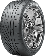Tire Image - Eagle<sup>&reg;</sup> F1 SuperCar<sup>&reg;</sup> G:2 ROF