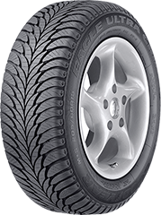 Angled view of the Goodyear Eagle® Ultra Grip® GW-2™ tire