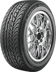 Goodyear Fierce Instinct<sup>™</sup> VR