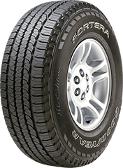 Tire Image - Fortera<sup>®</sup> HL