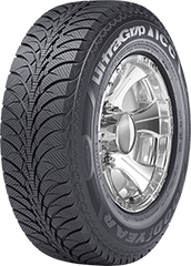 Tire Image - Ultra Grip<sup>&reg;</sup> Ice WRT (SUV/CUV)