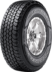 Goodyear Wrangler<sup>®</sup> All-Terrain Adventure With Kevlar<sup>®</sup>