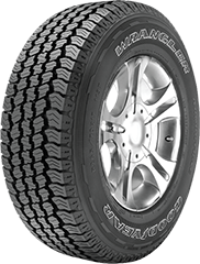 Tire Image - Wrangler<sup>&reg;</sup> ArmorTrac<sup>&trade;</sup>
