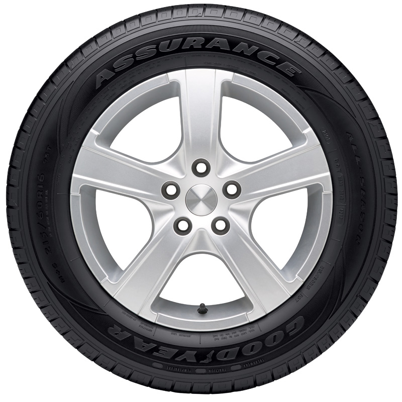 assurance all season tires goodyear tires