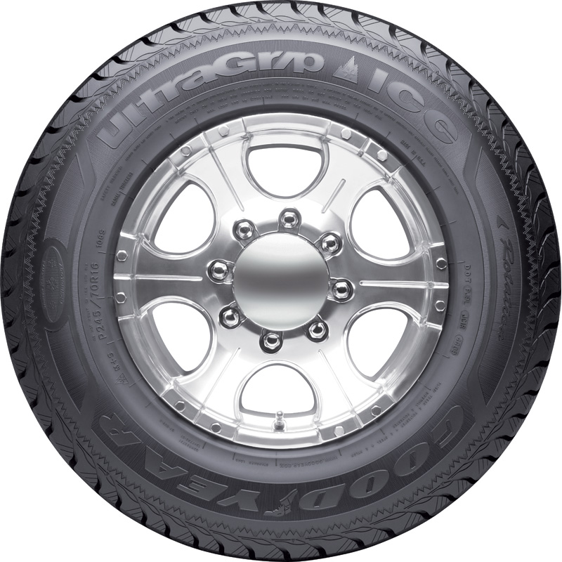 Ultra Grip<sup>&reg;</sup> Ice WRT (SUV/CUV)