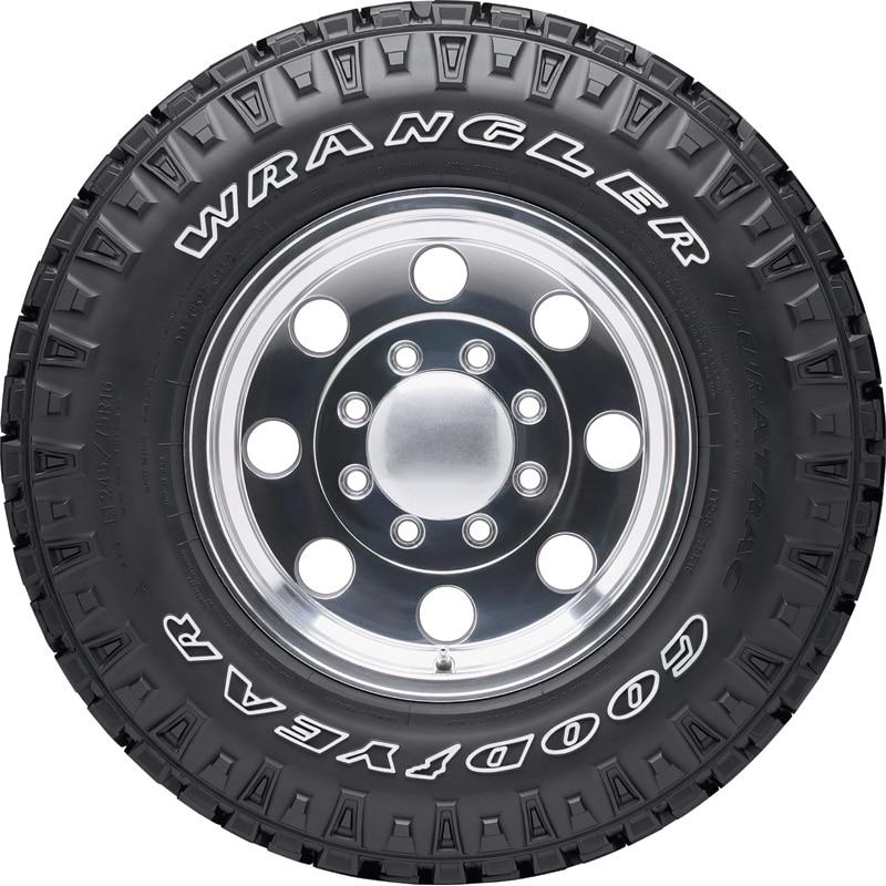 Wrangler DuraTrac | Goodyear Tires
