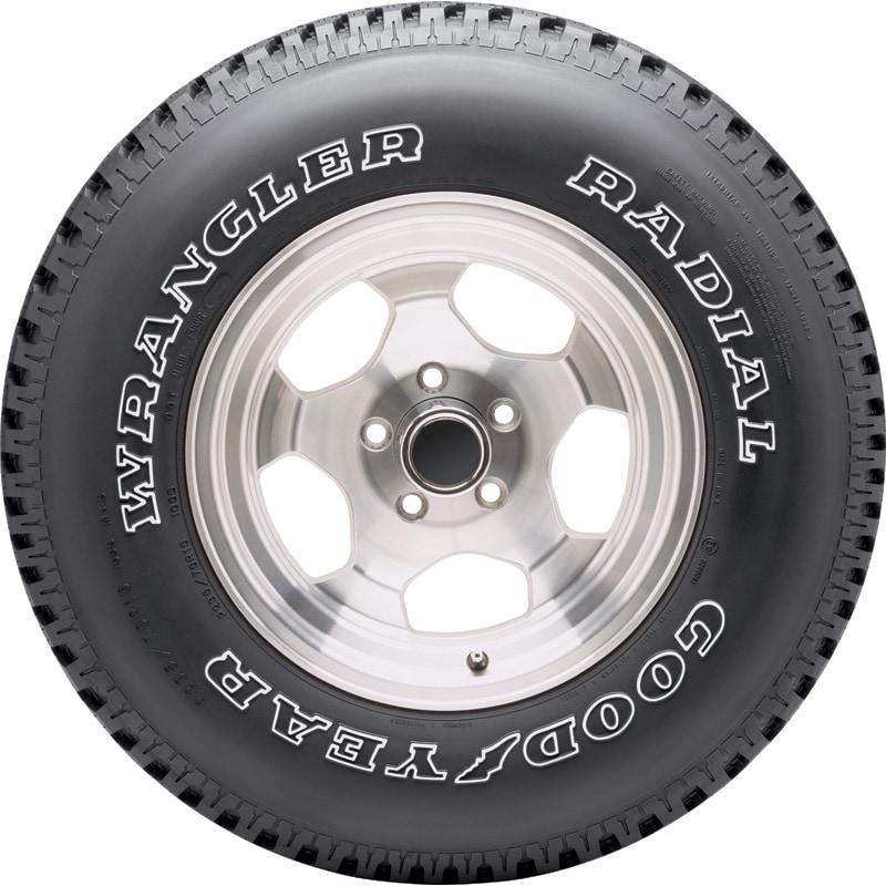 Wrangler Radial P Tires Goodyear Tires