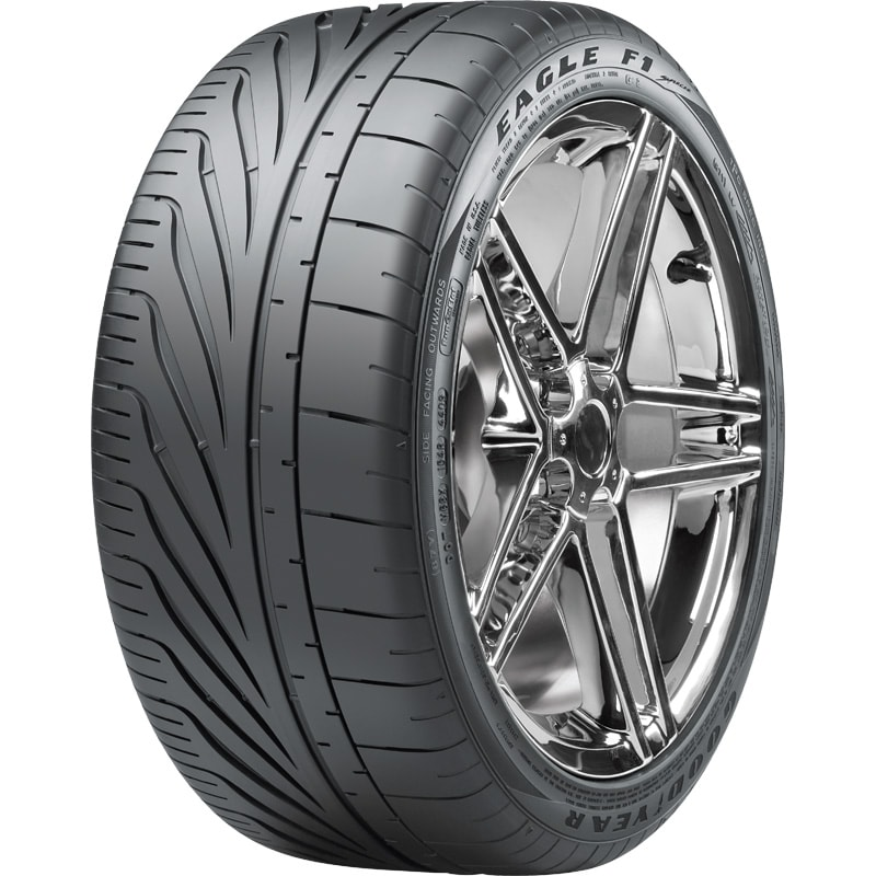 Eagle F1 SuperCar G 2 Tires