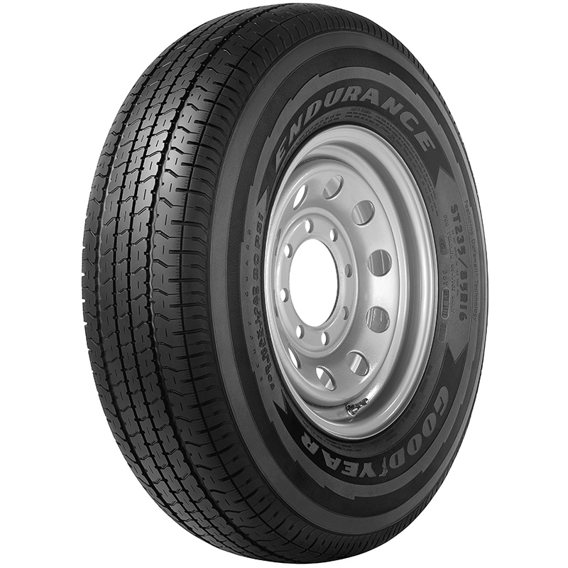 Endurance Trailer Tire Goodyear Tires