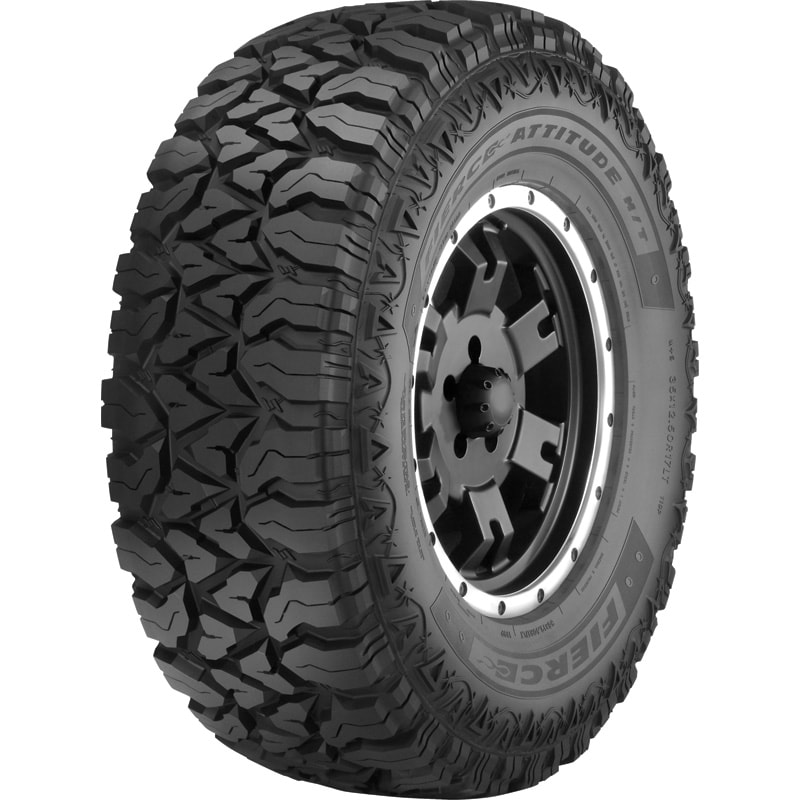 Fierce Attitude M T Tires Goodyear Tires