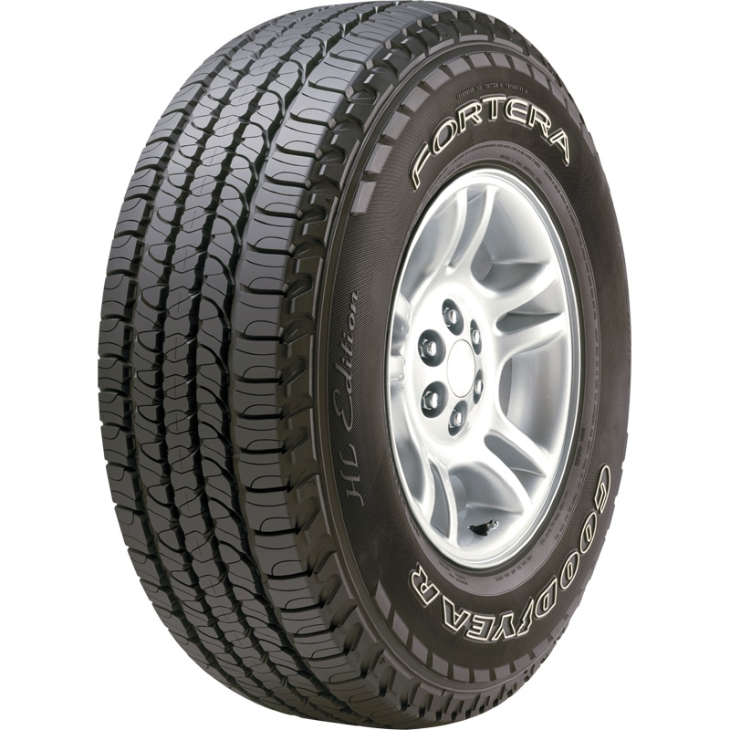 Fortera Hl Tires Goodyear Tires