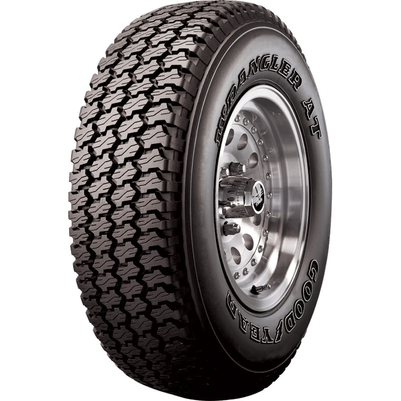 Wrangler AT Tires | Goodyear Tires