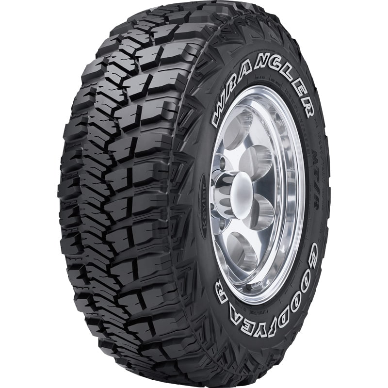 Wrangler MT/R<sup>®</sup> With Kevlar<sup>®</sup>