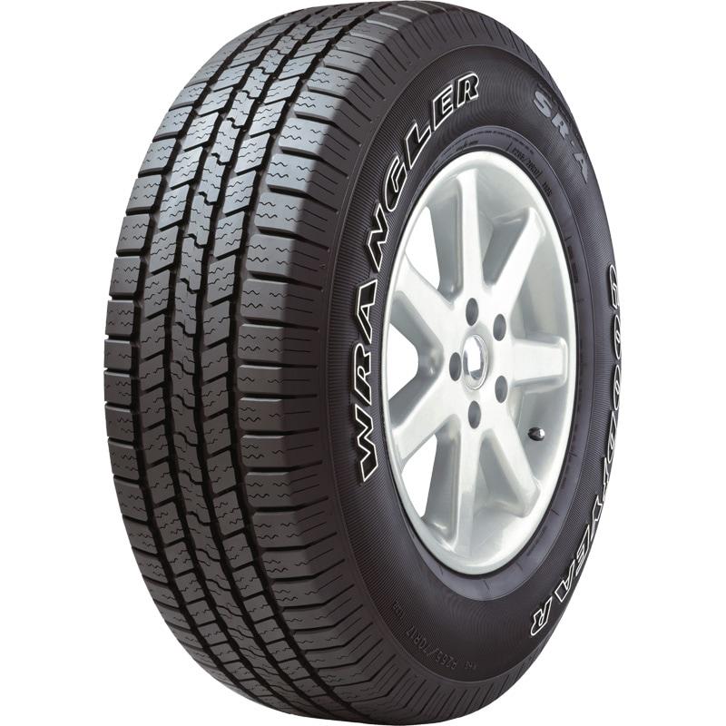 Wrangler SR-A | Goodyear Tires