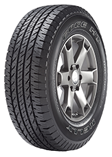 Angled view of the Kelly Edge™ HT (Light Truck) tire